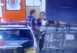 VIOLÊNCIA: Mulher sofre traumatismo craniano após ser espancada por 2 homens