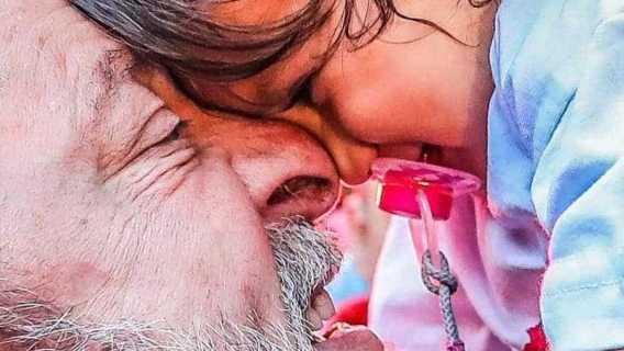 naom 5c581003442e1 300x169 - Neta de Lula divulga carta: 'Por favor, libertem o gigante Luiz Inácio'