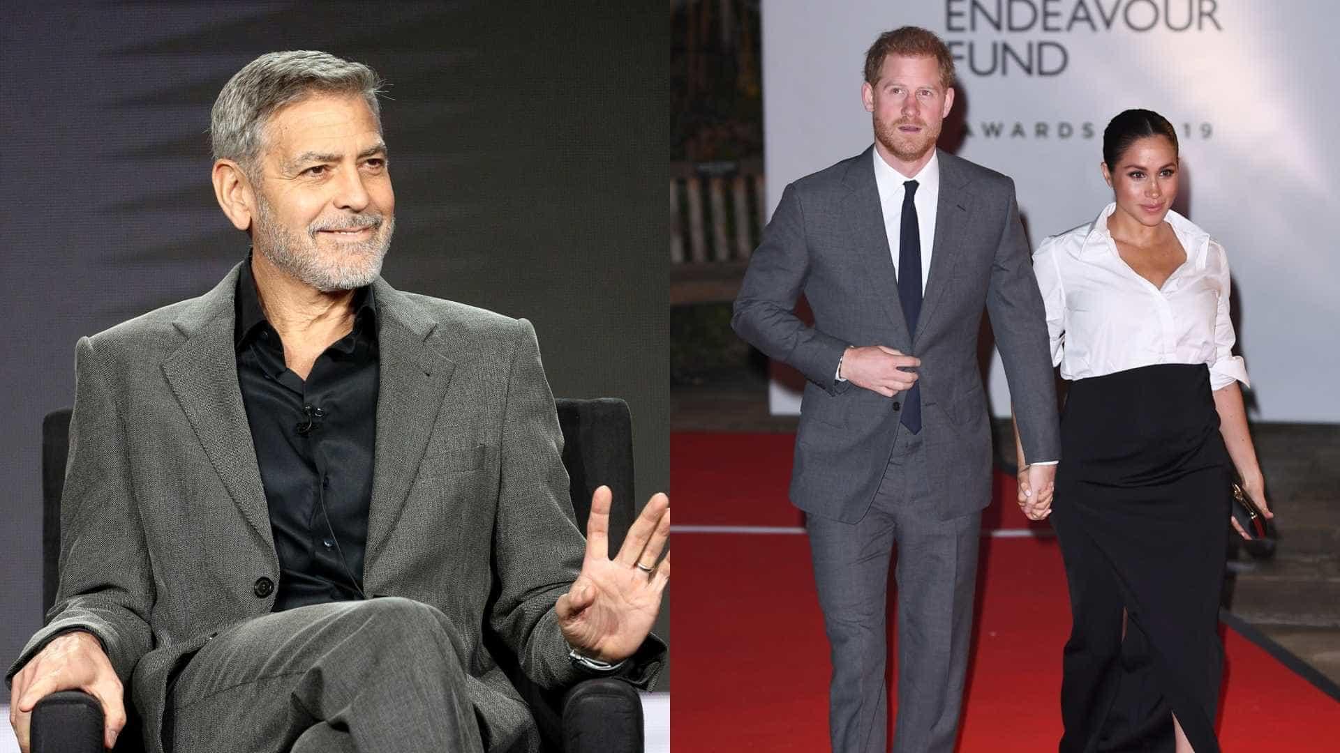 naom 5c62c88041a5a 1 - George Clooney diz que Meghan está sendo perseguida como Diana foi