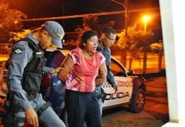 Mulher é presa suspeita de manter ex-marido em cárcere privado