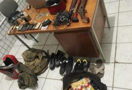 TERROR: Família é feita refém dentro de casa durante assalto em Guarabira; PM prendeu os acusados