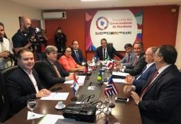 CONFIRA DOCUMENTO: Carta do Encontro dos Governadores do Nordeste revela preocupação com acesso dos mais pobre a previdência após reforma