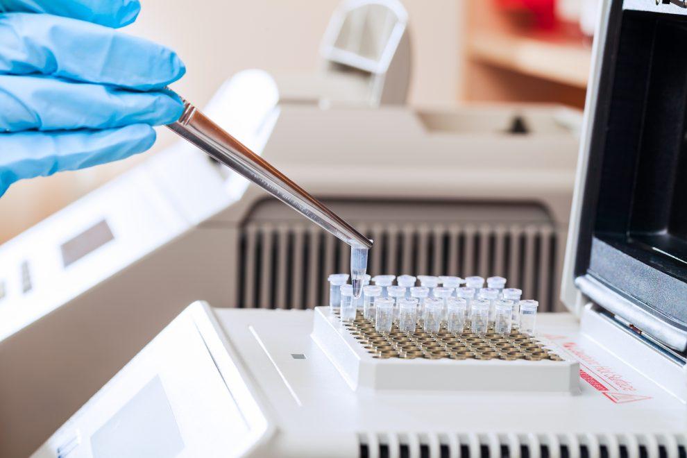 shutterstock 104107130 Biologia Molecular 990x660 - RECONHECIMENTO DE PATERNIDADE: Promotores poderão realizar agendamentos de exames de DNA pela internet