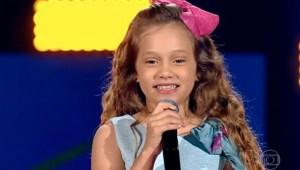 sofia cruz paraibana campina grande the voice kids 2019 100219 Foto TV Globo 300x170 - MAIS UMA PARAIBANA: Sofia Cruz de Campina Grande, é classificada no The Voice Kids 2019