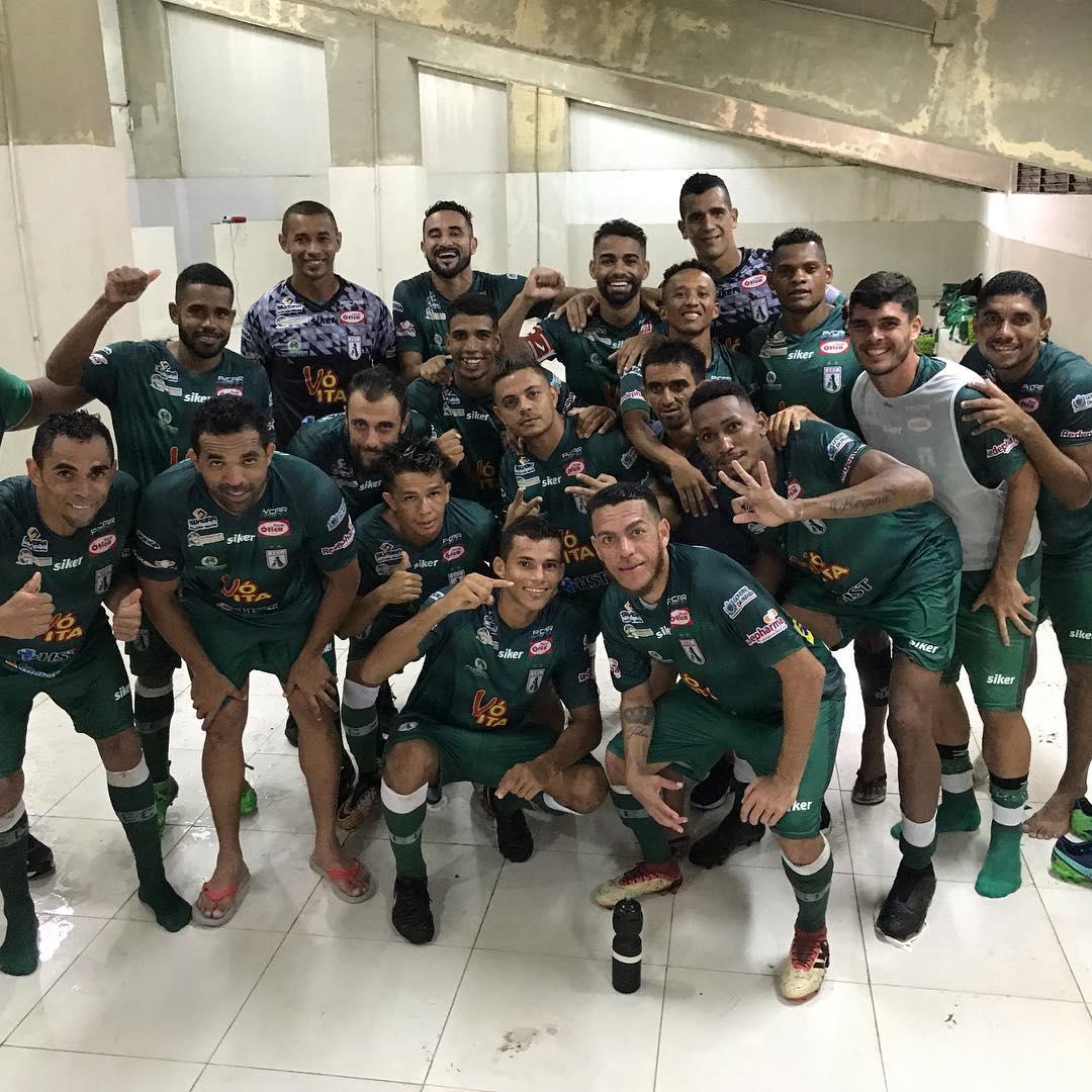 time sousa pós vitória - Sousa vence e assume a vice-liderança do Grupo A do Campeonato Paraibano