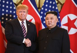 Trump e Kim se encontram no Vietnã em segunda cúpula histórica entre os dois líderes