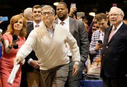 Bill Gates: 'Ninguém merece ser tão rico'