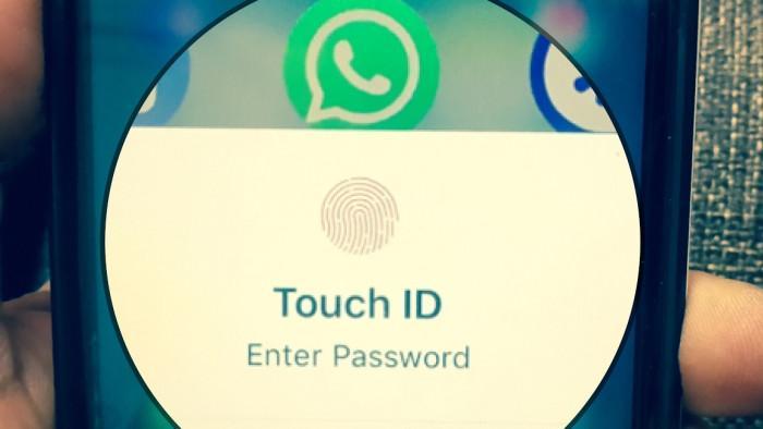 whatsapp aprenda a ativar o bloqueio com touch id ou face id no iphone - Bug permite burlar bloqueio do WhatsApp com Face ID ou Touch ID