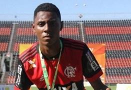 Atleta do Flamengo Jhonata tem boa evolução clínica