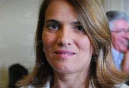 DIÁRIO OFICIAL: Exoneração de Livânia Farias é oficializada pelo governo da Paraíba