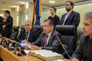130319 Sessão Ordinária ©nyll pereira 6 300x199 - Assembleia aprova projeto que institui 'Ano Jackson do Pandeiro' na Paraíba