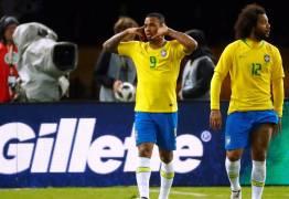 Brasil faz último amistoso antes da convocação à Copa América