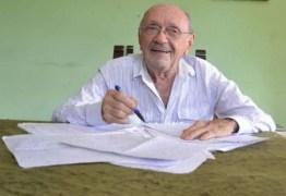 Ex-deputado federal paraibano morre aos 97 anos