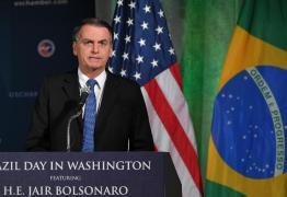 Deus, PT, mercado e piada com homofobia: a 1ª fala de Bolsonaro nos EUA