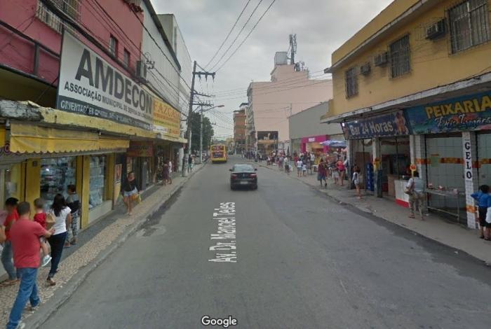 1 25 avenida caxias rep 10346000 10346386 - Ladrão passa mal e morre logo após roubar carro