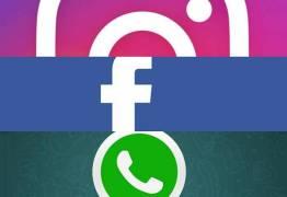 FORA DO AR: Instagram, Facebook e WhatsApp enfrentam instabilidades nesta quarta (13)
