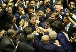'PACOTE DE BONDADES': Câmara quer anistiar partidos com má aplicação de recursos