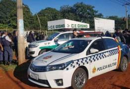 Ameaça a colégio mobiliza esquadrão antibombas da PM