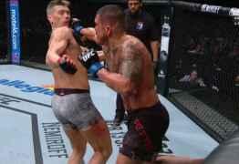 Depois de nocaute 'ninja' no UFC, Pettis é exaltado por adversário vencido e McGregor