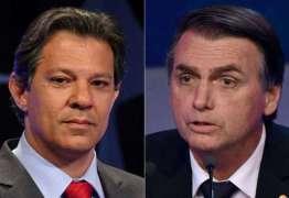 R$ 170 MIL: TSE multa campanha de Haddad por impulsionar conteúdo negativo contra Bolsonaro na internet