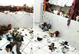 VIOLÊNCIA: Terreiro de candomblé é depredado e religiosos são expulsos