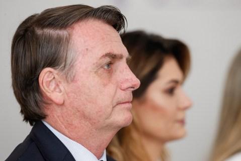 46597816914 956a6be15a k 300x200 - No Dia da Mulher, Bolsonaro diz que ministério é 'equilibrado' e cada ministra vale 'por dez homens'