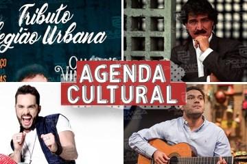 AGENDA CULTURAL: Shows, teatro e jogos, escolhe o que mais te agrada e aproveite o fim de semana em João Pessoa
