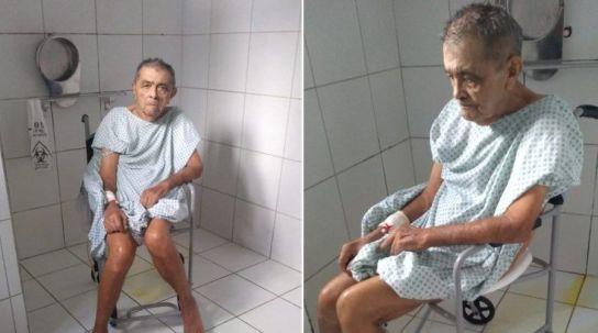 7adb9126752b2c6024274c238c510397 300x167 - Debilitado, idoso aguarda há uma semana por uma colonoscopia no hospital de Patos e família se revolta