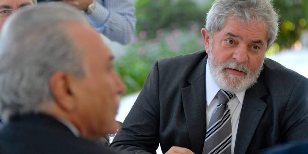 """867106high 887d1a4e27661687fef9d10579f2da94 1200x600 1024x512 - Ex-presidente Lula critica prisão de Michel Temer: """"Não podem ficar fazendo espetáculo"""""""