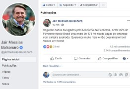 RECUPERAÇÃO: Brasil cria 173 mil empregos formais, no melhor resultado em cinco anos