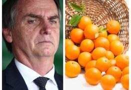 EFEITO DEVASTADOR: quem trazia na cabeça o balaio de laranjas jogado do topo da ladeira quando mal começava o governo Bolsonaro? – Por Francisco Airton