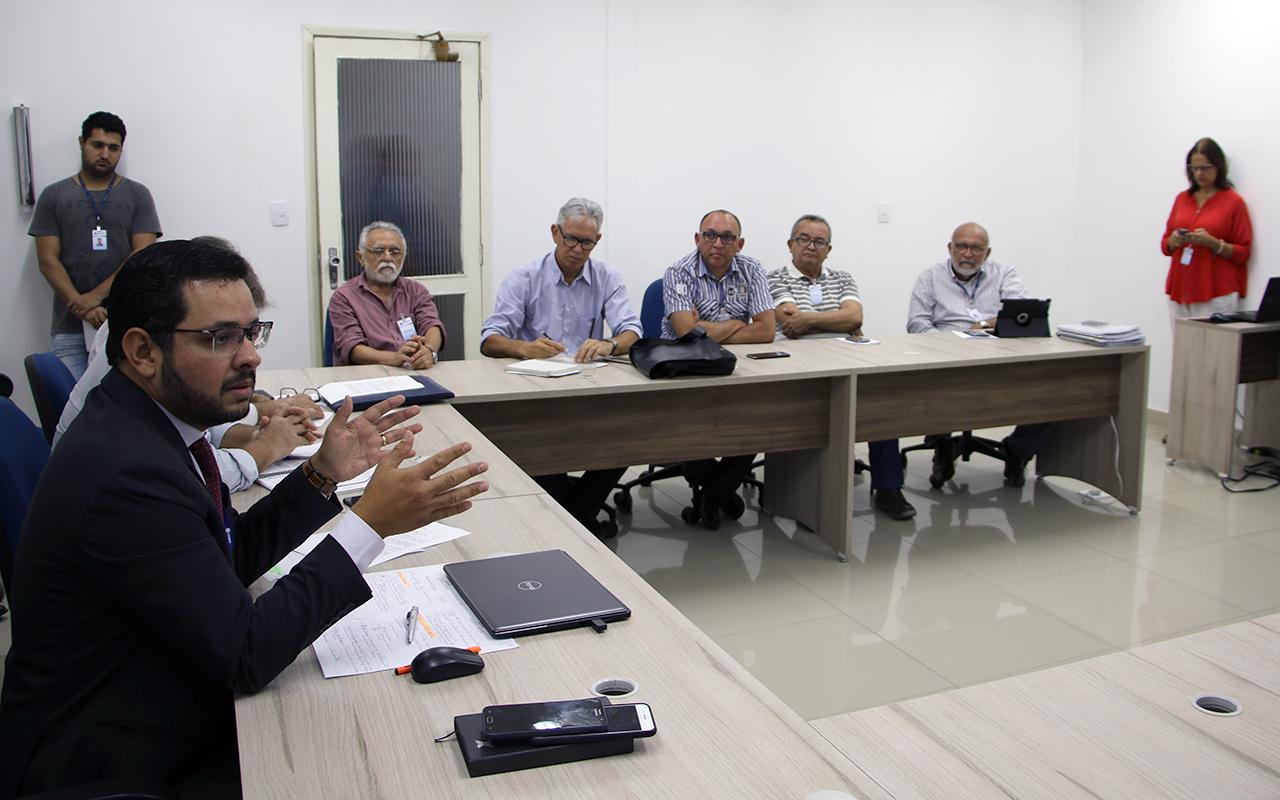 Cagepa parceria - Cagepa e pesquisadores firmam parceria para soluções sustentáveis no abastecimento de água