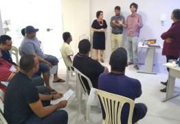 Guardas Municipais de Conde participam de treinamento para usar Talonário Eletrônico