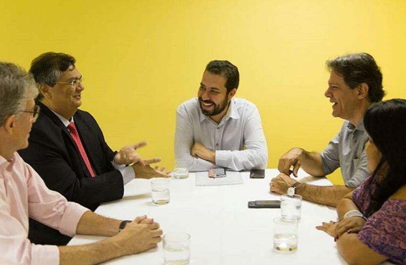Capturar 31 - 'UNIDADE CONTRA O RETROCESSO': Haddad, Boulos e RC articulam encontro em Brasília