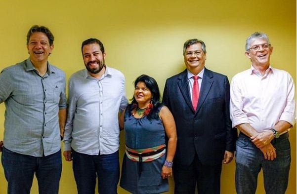 Capturaru - 'UNIDADE CONTRA O RETROCESSO': Haddad, Boulos e RC articulam encontro em Brasília