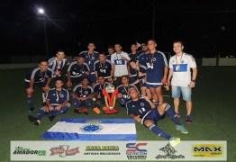 Cruzeiro é campeão invicto da Copa Verão de Futebol 7ª edição 2019