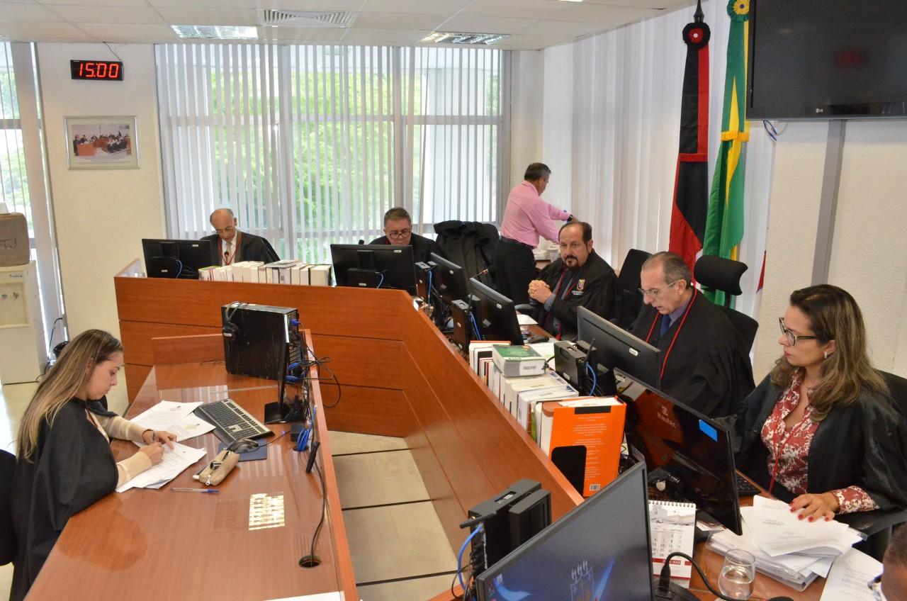 DSC 5025 - Câmara Criminal do TJPB mantém medidas cautelares a ex-presidente da FPF