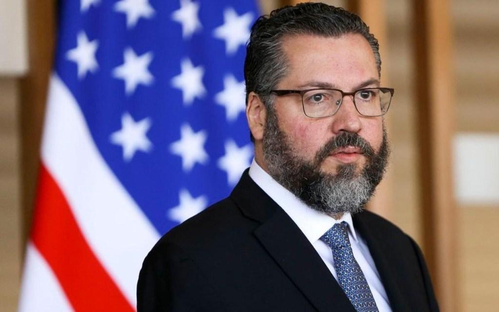 Ernesto araújo - Ministro das Relações Exteriores, Ernesto Araújo pede demissão do cargo