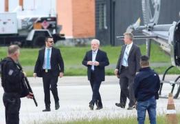 Lula embarca em Curitiba rumo a São Paulo para acompanhar velório do neto