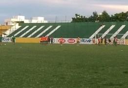 Técnico do Sousa joga favoritismo para o Atlético de Cajazeiras, mas está confiante na vitória no Clássico do Sertão