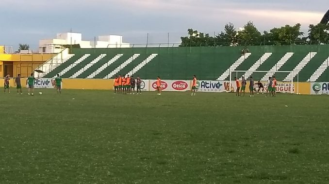 IMG 20190325 WA0024 678x381 - Técnico do Sousa joga favoritismo para o Atlético de Cajazeiras, mas está confiante na vitória no Clássico do Sertão