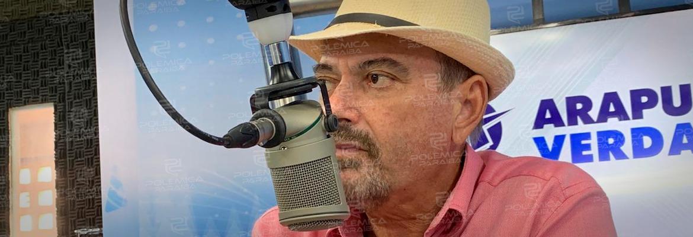 Jeová Campos - OBRA ATRASADA: Jeová Campos acredita que as águas do rio São Francisco podem chegar ao Sertão só em 2021 – VEJA VÍDEO