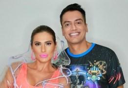 Lívia Andrade se estressa com Leo Dias e dispara xingamentos ao vivo