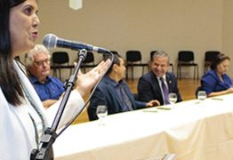 Lígia reconduzida à vice-presidência nacional do PDT