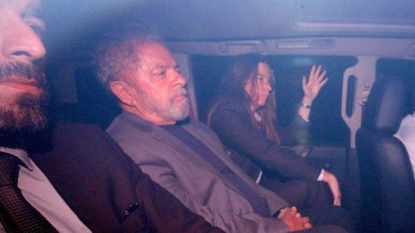 Lula PF Felipe Rau Estadao Conteudo 600x338 - Juíza determina sigilo sobre viagem de Lula para preservar 'intimidade e integridade' do ex-presidente