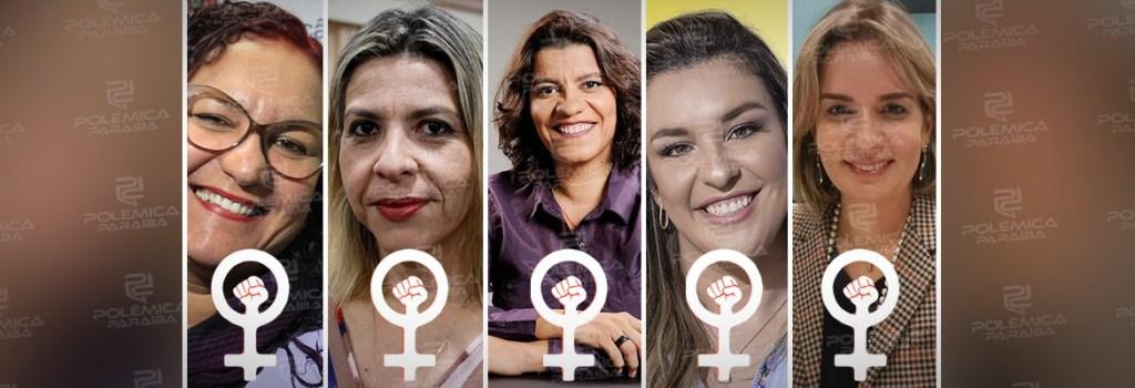 MONTAGEM MULHERES 1024x350 - 'DIA DE LUTA, REFLEXÃO E RESISTÊNCIA': parlamentares paraibanas ressaltam necessidade de defender causas das mulheres no legislativo