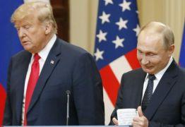 'TODAS AS OPÇÕES ESTÃO ABERTAS': Trump diz que militares russos devem deixar a Venezuela