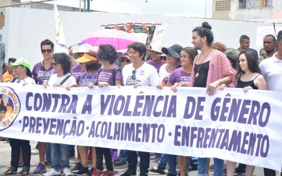 WhatsApp Image 2019 03 14 at 17.48.51 1080x675 300x188 - Estela participa de marcha de mulheres em Remígio e diz que execução de Marielle foi crime político