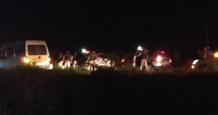 WhatsApp Image 2019 03 16 at 08.58.30 e1552739925746 - Tiros de alerta e prisão de assaltantes ao lado de faculdade assusta estudantes em Cajazeiras