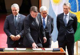 Presidente do Chile comenta destino da Prosul, 'enfrentar problemas e assumir oportunidades'